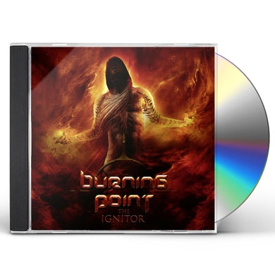 Burning Point THE IGNITOR CD