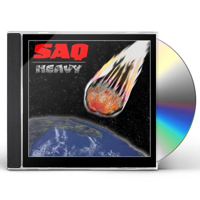 Saq HEAVY CD