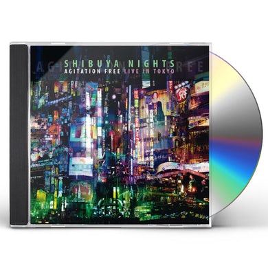 Agitation Free SHIBUYA NIGHTS CD