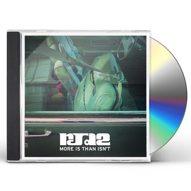 Rjd2 MORE IS THAN ISN'T CD