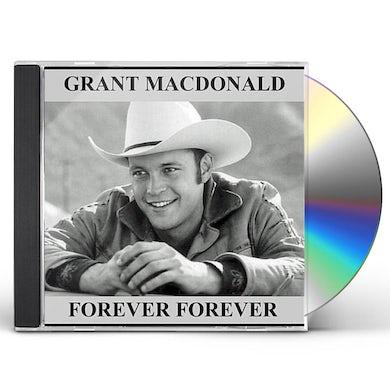 Grant MacDonald FOREVER FOREVER CD