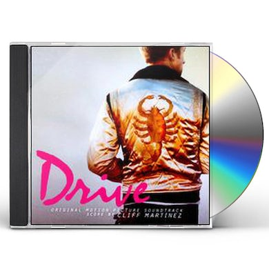 Cliff Martinez DRIVE CD