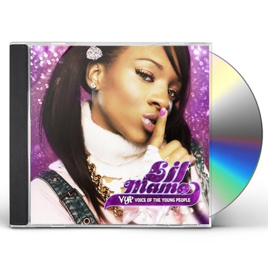 Lil Mama VYP: VOICE OF THE YOUNG PEOPLE CD