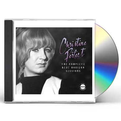 Christine Perfect COMPLETE BLUE HORIZON SESSIONS CD