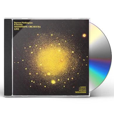Mahavishnu Orchestra BETWEEN NOTHINGNESS & ETERNITY CD