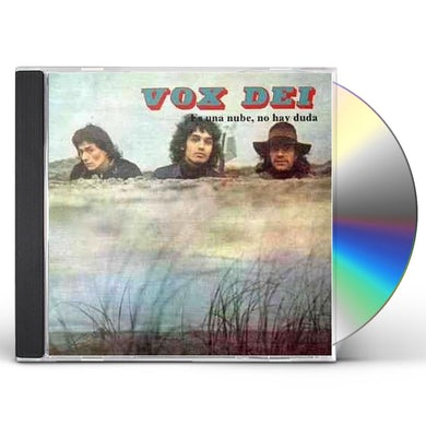 Vox Dei ES UNA NUBE NO HAY DUDA CD