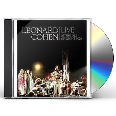 LEONARD COHEN LIVE AT THE ISLE OF WIGHT CD
