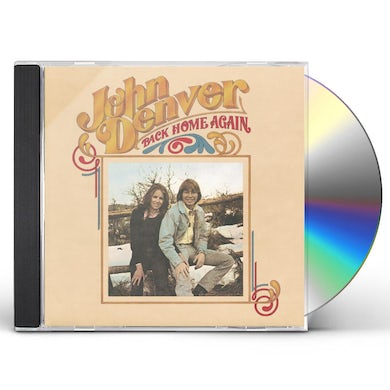 John Denver BACK HOME AGAIN CD