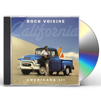 Roch voisine AMERICANA 3 CD