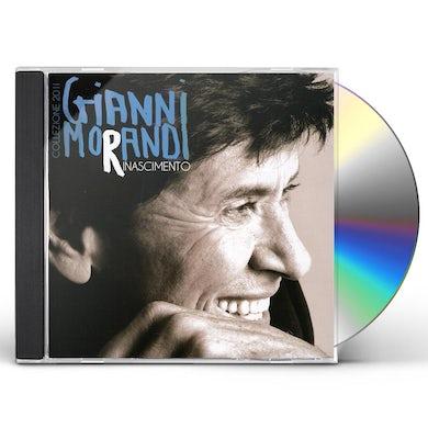 Gianni Morandi RINASCIMENTO CD