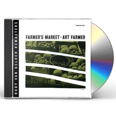 Art Farmer FARMER'S MARKET CD