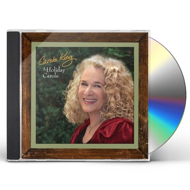 Carole King HOLIDAY CAROLE CD