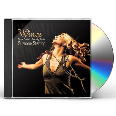 Suzanne Sterling WINGS: SIMPLE CHANTS FOR EVERYDAY RITUALS CD