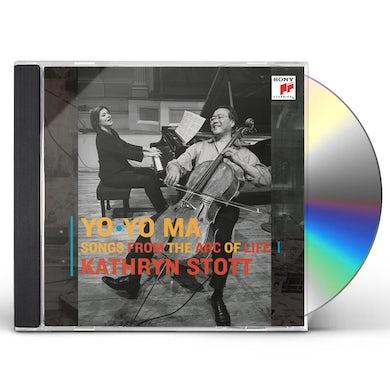 Yo-Yo Ma SONGS FROM THE ARC OF LIFE CD
