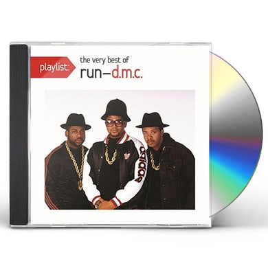 PLAYLIST: THE VERY BEST OF RUN-DMC CD