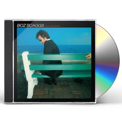 Boz Scaggs SILK DEGREES CD