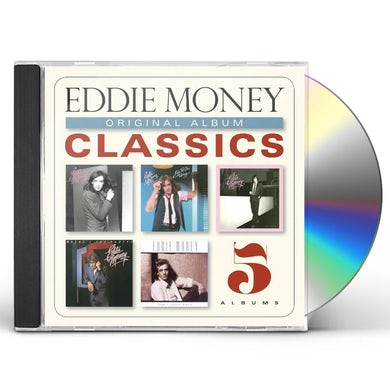 Eddie Money ORIGINAL ALBUM CLASSICS CD