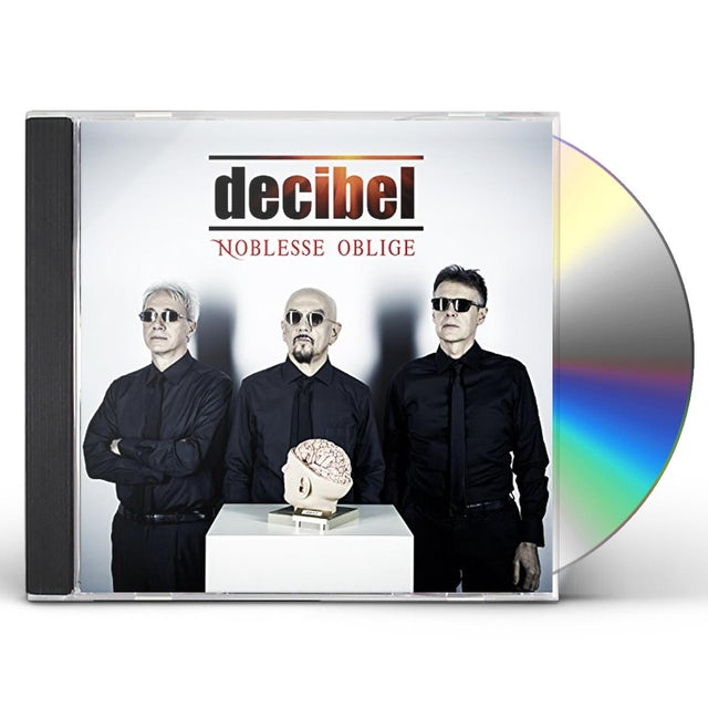 Decibel NOBLESSE OBLIGE CD