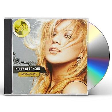Kelly Clarkson BREAKAWAY (GOLD SERIES) CD