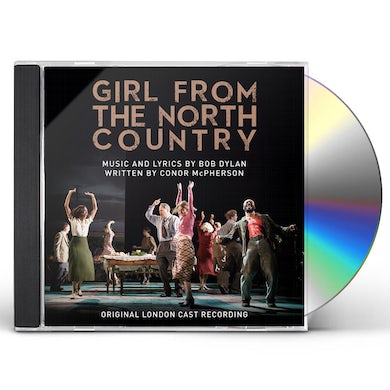 Original Cast  Girl From The North Country (OCR) CD