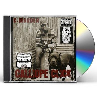 C-Murder CALLIOPE CLICK CD