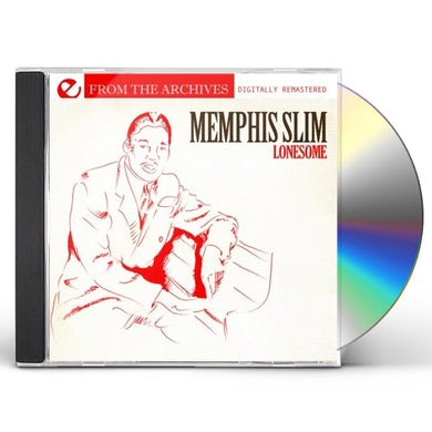 Slim Memphis  LONESOME: FROM THE ARCHIVES CD