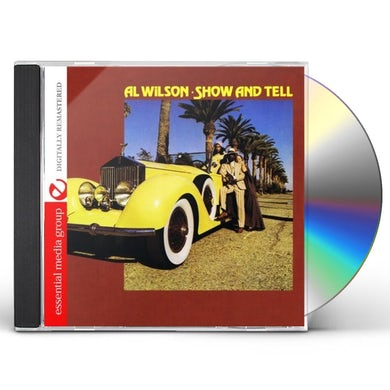 Al Wilson SHOW AND TELL CD