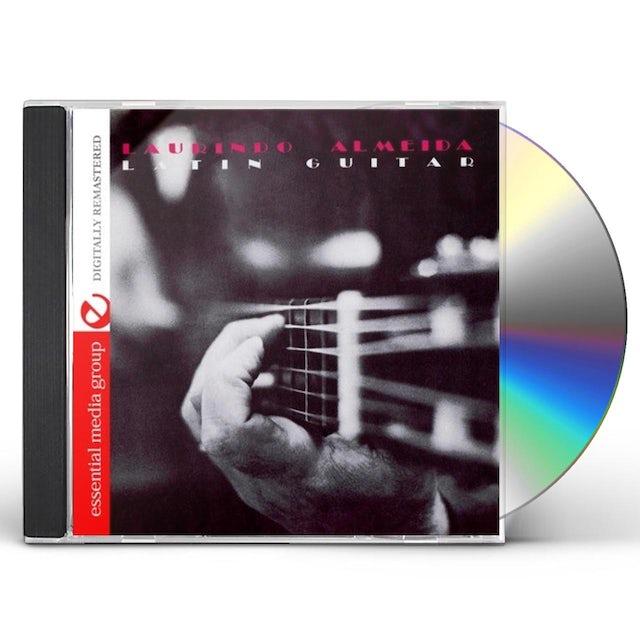 Laurindo Almeida LATIN GUITAR CD