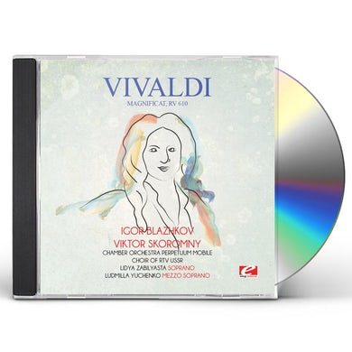 Vivaldi MAGNIFICAT RV 610 CD