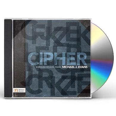 Evans CIPHER CD