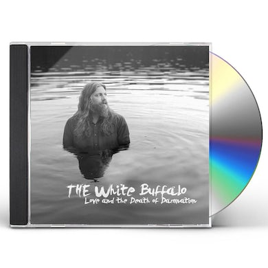 The White Buffalo  LOVE & THE DEATH OF DAMNATION CD