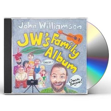 John Williamson JW'S FAMILY ALBUM CD