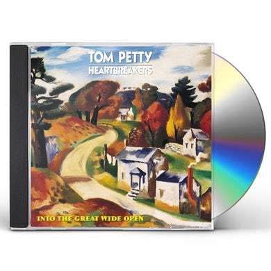 Tom Petty and the Heartbreakers INTO THE GREAT WIDE OPEN CD