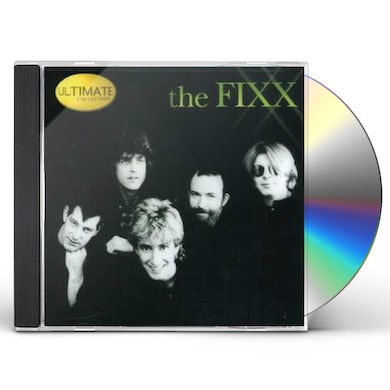 Fixx ULTIMATE COLLECTION CD