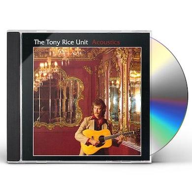 Tony Rice ACOUSTICS CD