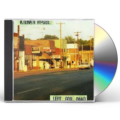 Kieran McGee LEFT FOR DEAD CD