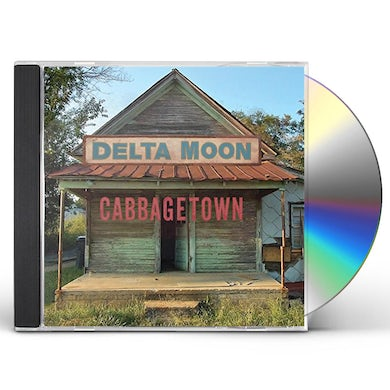 Delta Moon CABBAGETOWN CD