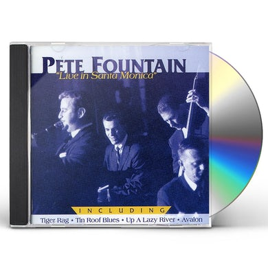 Pete Fountain IN CONCERT CD