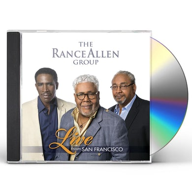 Rance Allen Group LIVE FROM SAN FRANCISCO CD