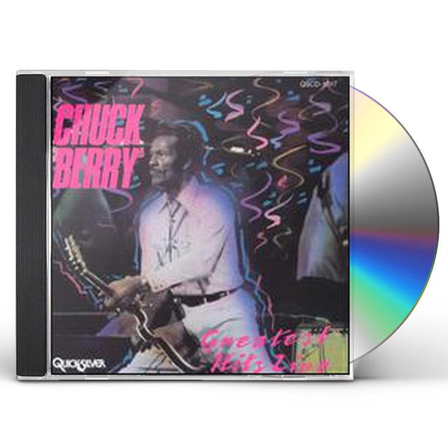 Chuck Berry HITS LIVE CD