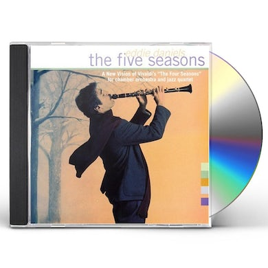 Eddie Daniels FIVE SEASONS CD