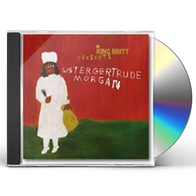 PRESENTS: SISTER GERTRUDE MORGAN CD