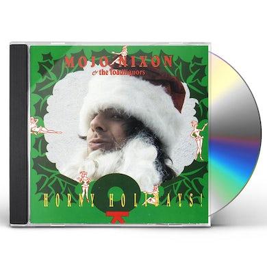 Mojo Nixon HORNY HOLIDAYS CD