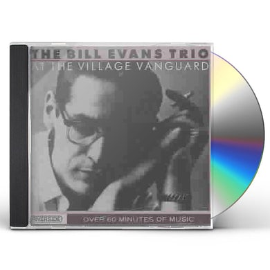 Bill Evans Trio AT THE VILLAGE VANGUARD CD