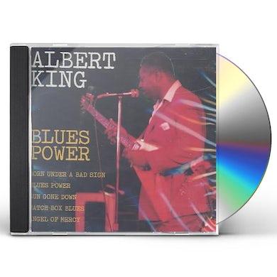 Albert King BLUES POWER CD