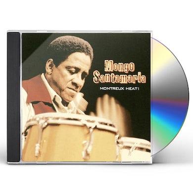 Mongo Santamaria MONTREUX HEAT CD