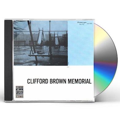 Clifford Brown MEMORIAL CD