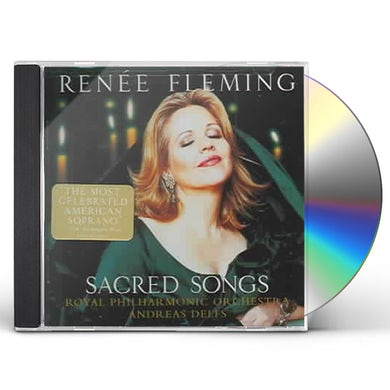 Renee Fleming SACRED SONGS CD