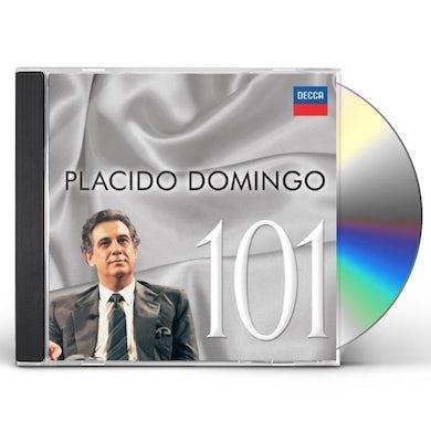 Placido Domingo 101 DOMINGO CD
