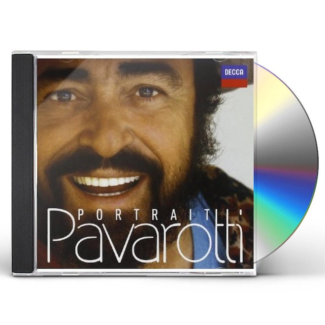 Pavarotti PORTRAIT CD